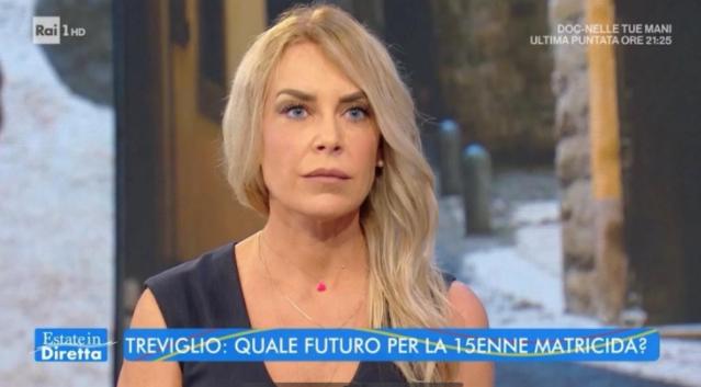 La psicologa Francesca Cenci a Rai 1 analizza il caso della quindicenne che ha ucciso la madre