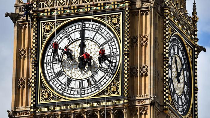Il Big Ben non suonerà più fino al 2021!