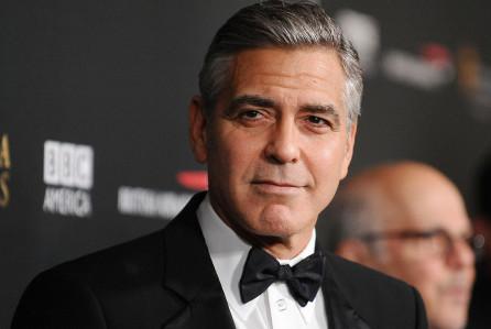 George Clooney parla della sua paternità!