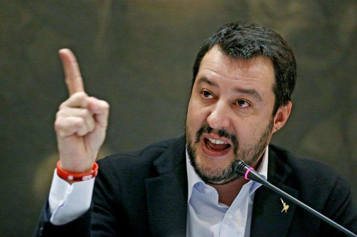 """Lifeline: """"Salvini fascista!"""" e lui va su tutte le furie!"""